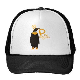 P for Penguin Trucker Hats