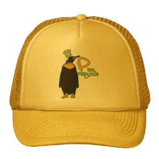 P for Penguin Hat