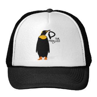 P for Penguin Mesh Hats