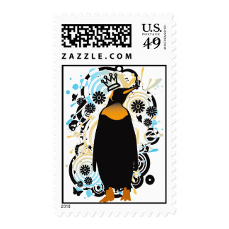 P for Penguin Postage