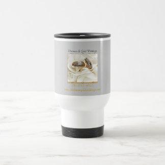 P & G Weddings Coffee Mug (Large).