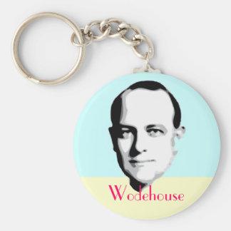P. G. Wodehouse Keychain