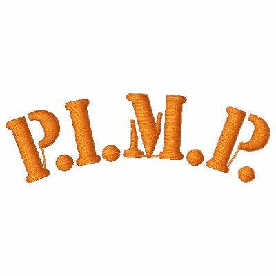 P.I.M.P. polo por SweetKitten