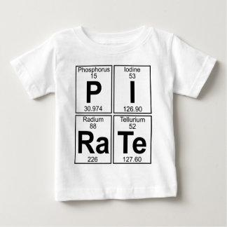 P-I-Ra-Te (pirate) - Full T Shirts
