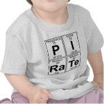 P-I-Ra-Te (pirate) - Full Tee Shirt