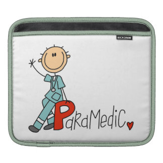 P is for Paramedic Sleeves For iPads