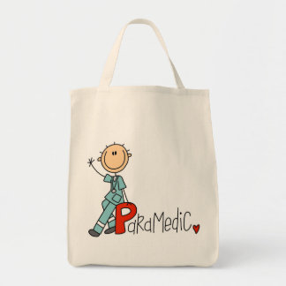 P is for Paramedic Tote Bag