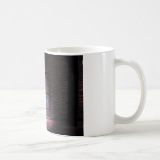 P is for Patina Coffee Mug