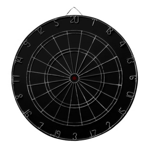 p is for pickleball outline only.png dartboard