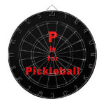 p is for pickleball red black.png dart boards