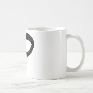 P is for Popular Coffee Mug