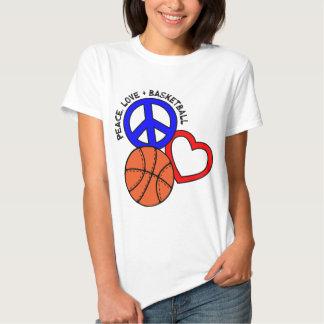 P, L, baloncesto, multi Playeras