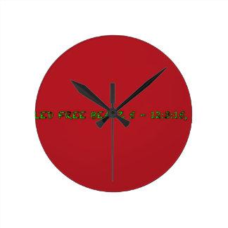 P M45S The VCVH Records AB .Indie Music LLC.jpg Round Clock