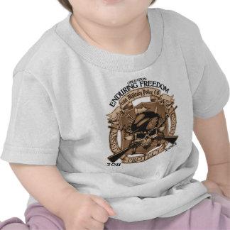 P.M. 1186 que aguanta la libertad Camisetas