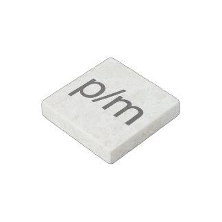 p:m.ai stone magnet