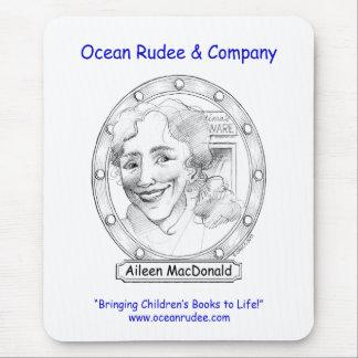 P.M. - ¡Compruébela hacia fuera!  Aileen MacDonald Tapetes De Ratón