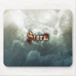 P.M. de la tormenta - (DarkClouds) Alfombrillas De Ratones
