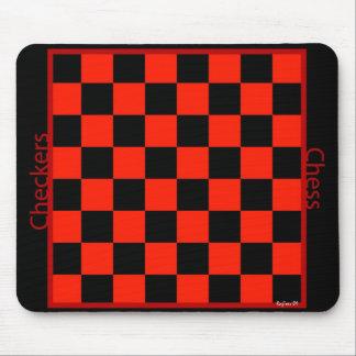 P.M. del ajedrez de los inspectores Alfombrilla De Raton