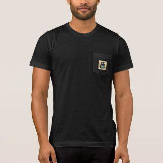 P.M.O. - Consiga la camiseta oscura básica de los