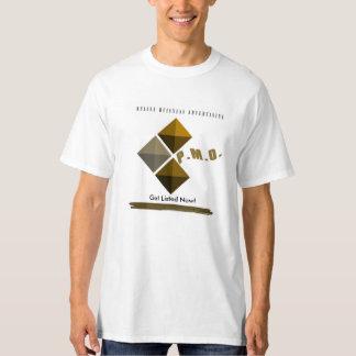 P.M.O. Gold Dimond  -T-Shirt T-Shirt