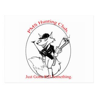 P.M.S. Club de caza Postales