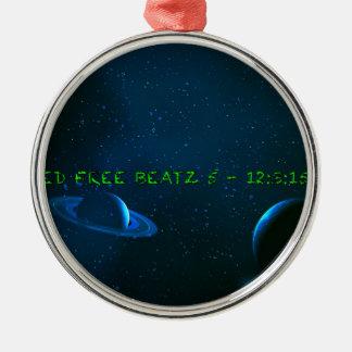 P M ZXCVBVVVThe VCVH Records AB .Indie Music LLC.j Metal Ornament