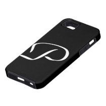 P Monogram Black IPhone 5 Case