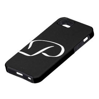 P Monogram Black IPhone 5 Case