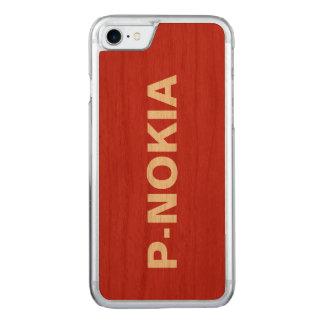 P-NOKIA CARVED iPhone 8/7 CASE