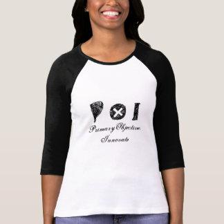 P O I, PrimaryObjective: Innove Camiseta