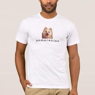 p.o.m.e.r.a.n.i.a.n. personality Men's T-shirt