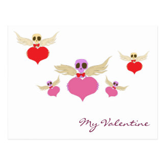 P.O.S.H. Ink's Valentine Gifts Postcards