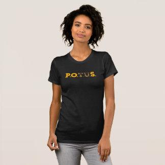 P.P.O.S. Plutocrat's Gold & Bronze Women's Ultra T-Shirt