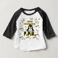 P.P.U. Graduate - Cute Penguin Graduation Tshirt