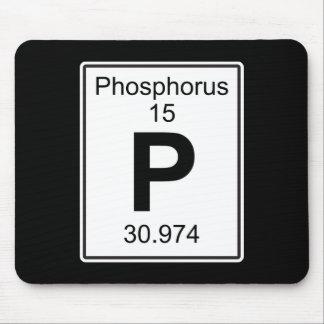 P - Phosphorus Mouse Pad