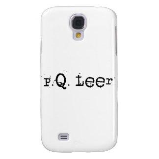 P. Q. Leer Gear Samsung Galaxy S4 Case