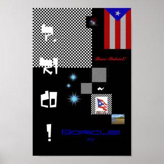 P.Rico- poster
