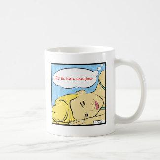 P.S Ik hou van jou Coffee Mug