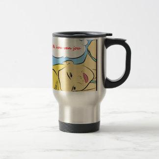P.S Ik hou van jou Travel Mug