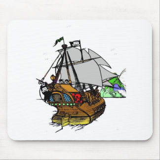 P.S. Spice Trader mouse pad