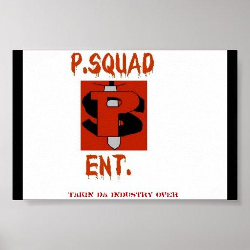 P.squad Poster
