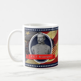 P.T.G. Beauregard Historical Mug