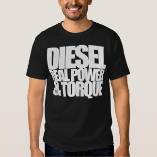 P&T real diesel Remera
