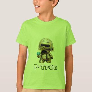P-Tron Laser - Green T-shirt