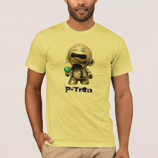 P-Tron Laser - Yellow T-shirt