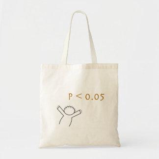 P-value bag for statisticians