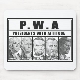 P.W.A MOUSE PAD