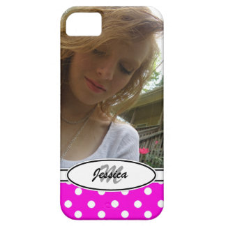 P & W: Monogram: Picture: iPhone 5 Case
