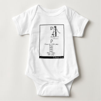 P was once a little pump tees