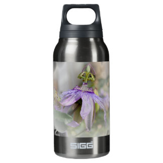 © P Wherrell Beautiful pale purple passion flower Insulated Water Bottle